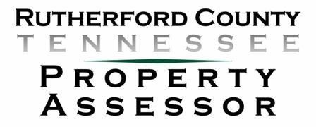 image of Rutherford County Property Assessor logo