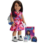 image of American Girl doll Luciana