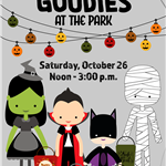 Goblins and Goodies Poster