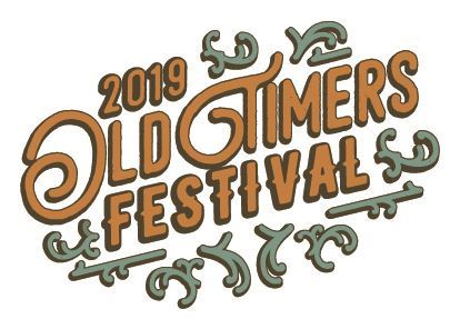 image of 2019 Old Timers Festival logo
