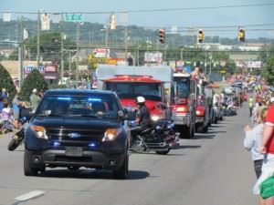 Old Timers Parade