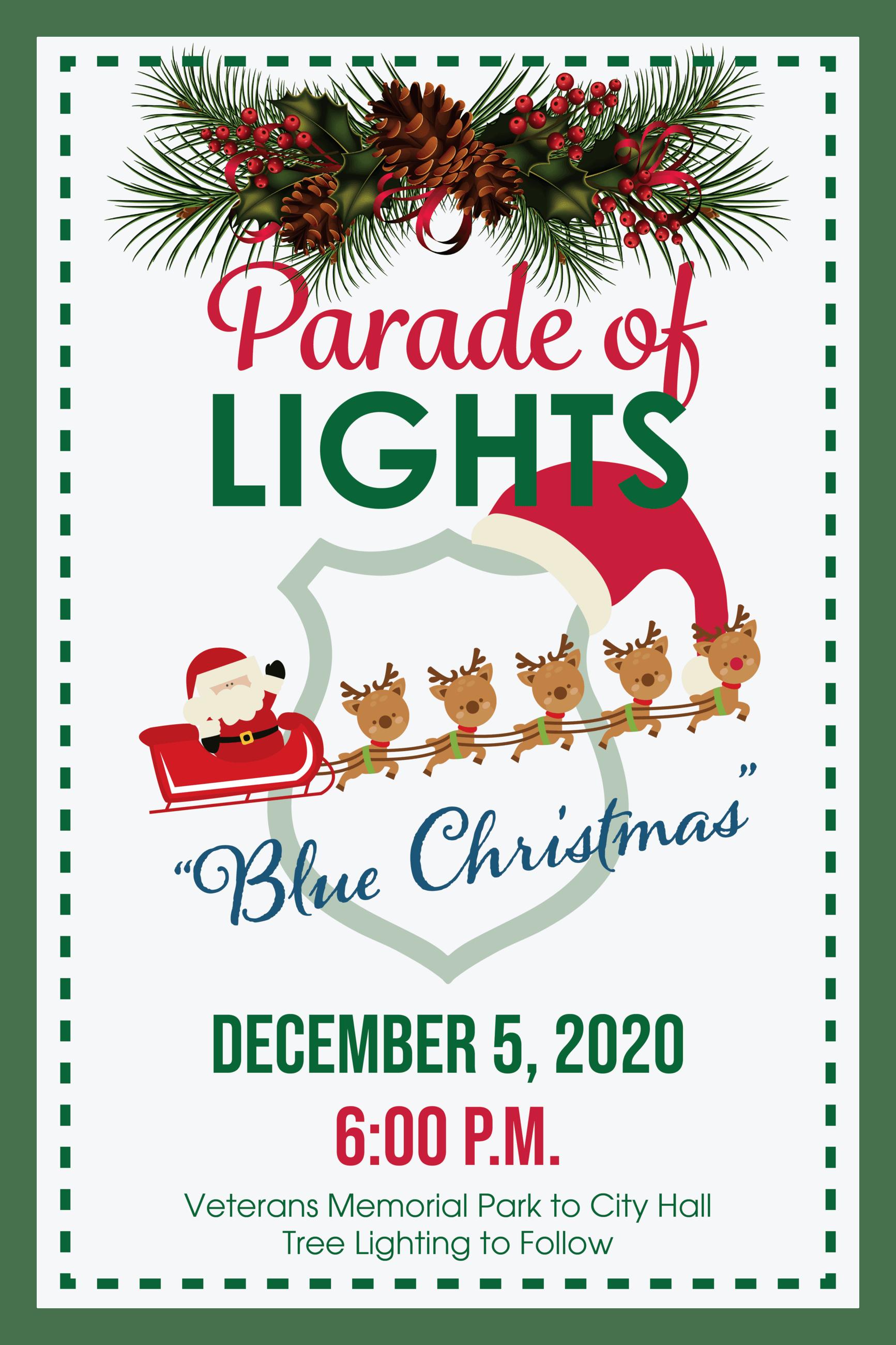 La Vergne Christmas Parade 2020 Parade of Lights | La Vergne, TN