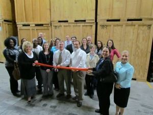 On the Move - Ribbon Cutting