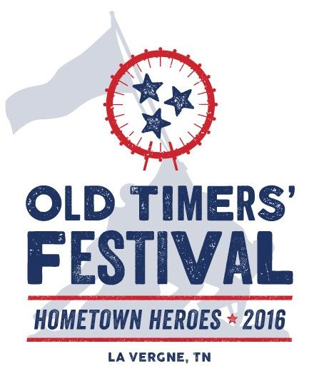 2016 Old timers Festival logo