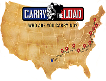 image of Carry The Load logo