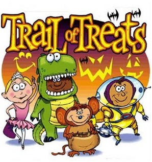 Image result for trail of treats