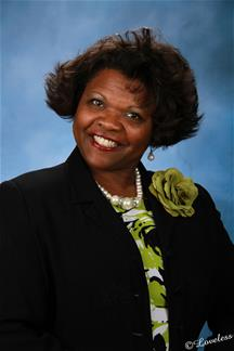 image of HR Director Cheryl Lewis-Smith