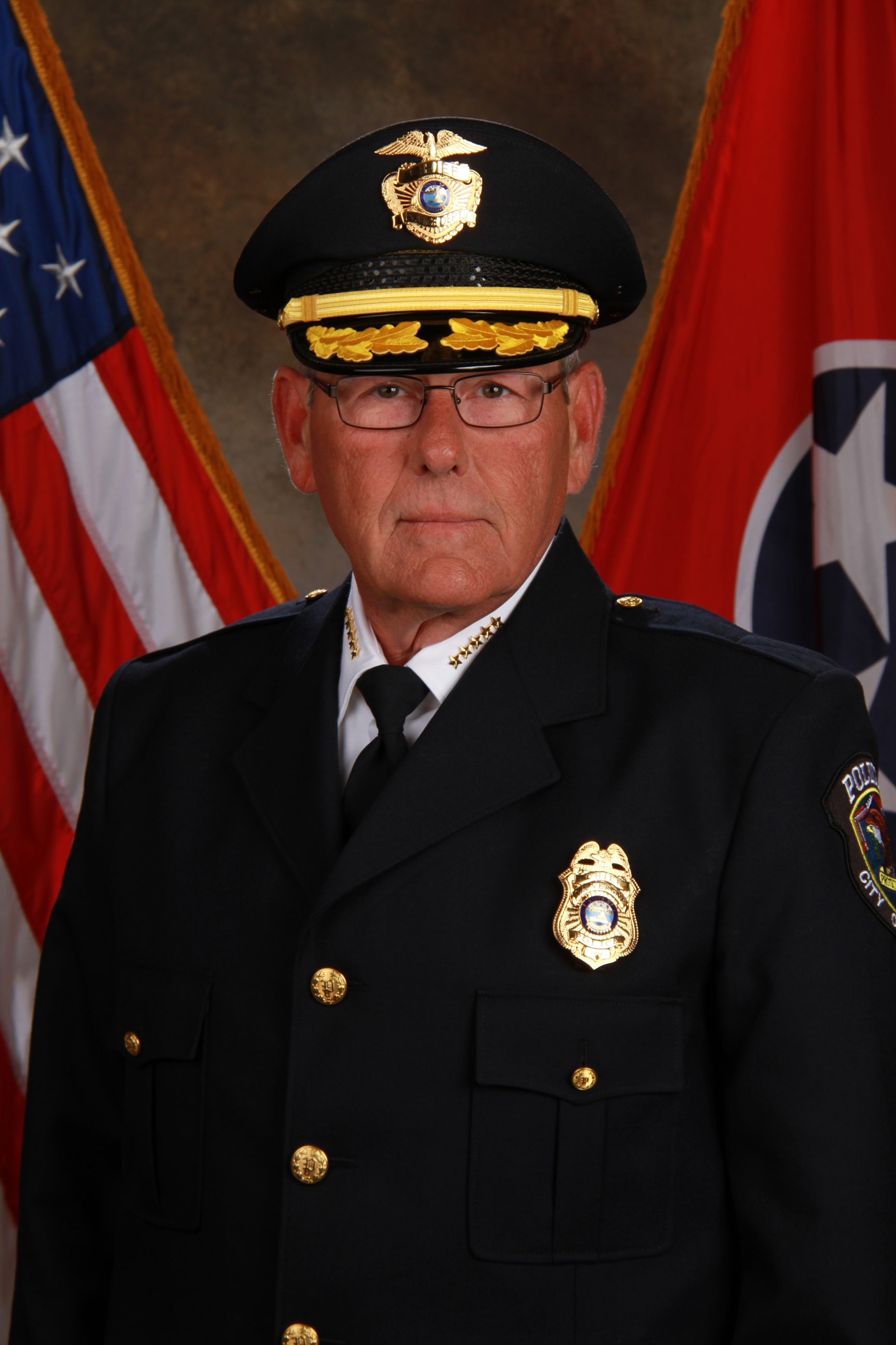 image of Police Chief Mike Walker