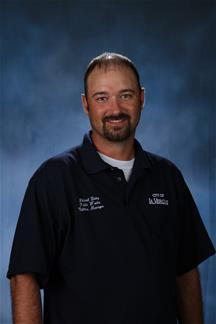 image of Utilities Manager Michael Dietz