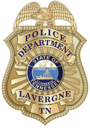 image of LPD badge